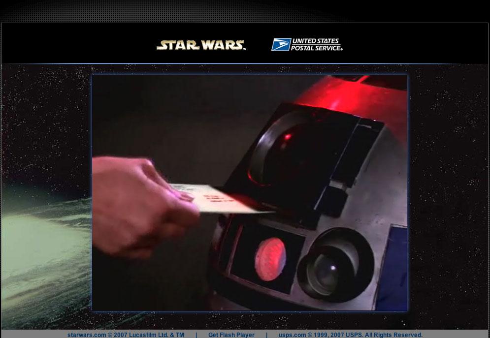R2-D2 USPS