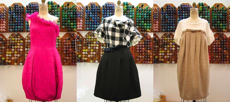 3.1フィリップリムのニーマンマーカス限定ドレス