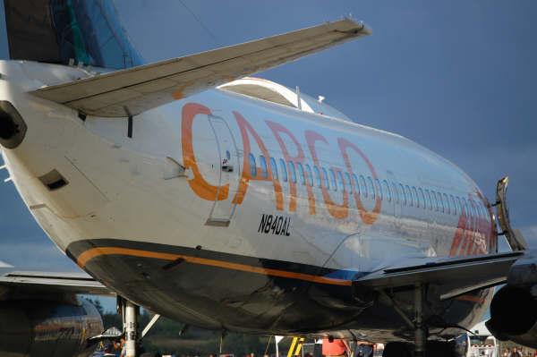 アロハ航空のカーゴ便
