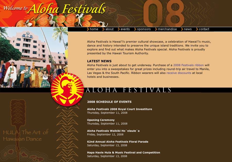 アロハフェスティバル