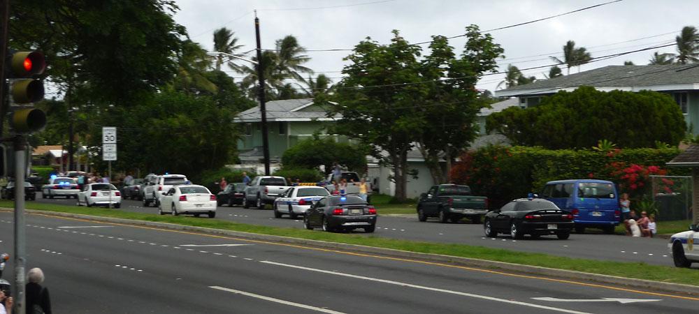 バラクオバマ ハワイでクリスマス
